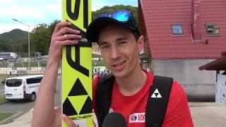 Kamil Stoch dwunasty w Rumunii [22.09.2018]