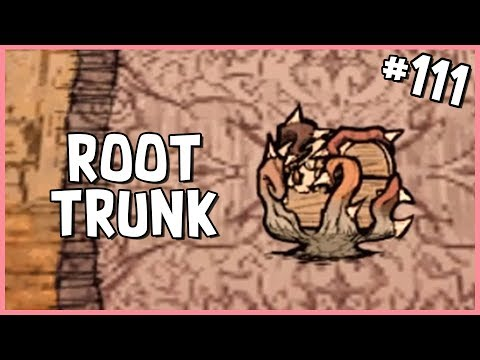 🐷 Using The Root Trunk & Collecting Pigs | Don't Starve Hamlet Gameplay | Part 111