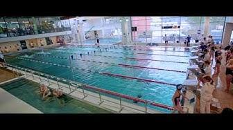 Itäväylä-uinnit, 50m Vapaauinti Naiset, Porvoon uimahalli, 24.3.2018