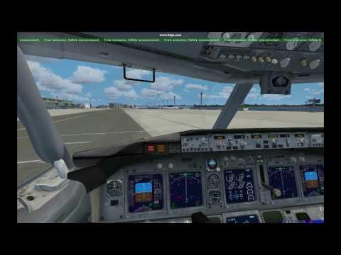 FSX Czech crew  Travel Service