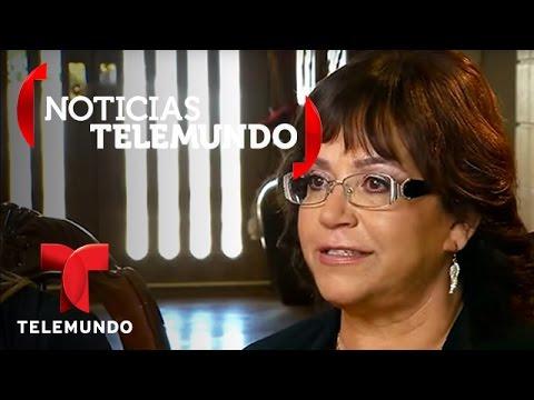 Jenni Rivera Escribió Sobre El Sufrimiento De Su Madre   Exclusiva   Noticias Telemundo