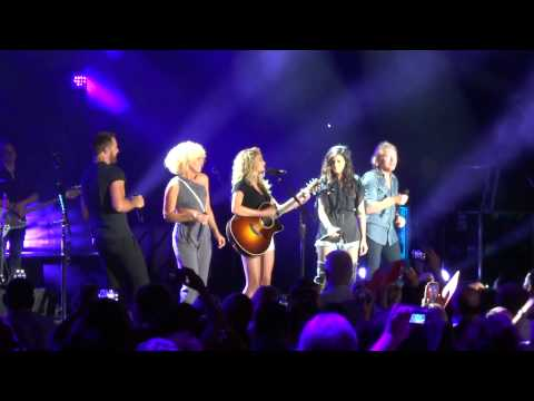 Tori Kelly and Little Big Town