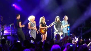 "Tori Kelly and Little Big Town ""Should Have Been Us"" at the Greek 9/10/15"