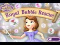 Disney Princess Baby Sofia the First - Royal Bubble Rescue Bubble Games For allkids