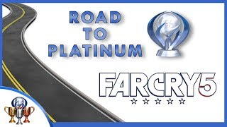 Far Cry 5 Road to Platinum - Trophy Guide and how to Platinum Far Cry 5