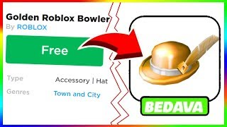 HOW TO BUY A HAT GIVEN TO ROBLOX NAMES FOR FREE!! Roblox Free Hat