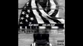 A$AP Rocky Ghetto Symphony feat. Gunplay & A$AP Ferg - Official Audio HD