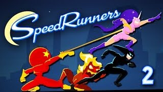 Two In A Row! Alright! (Speedrunners #2)