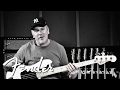 CJ Ramone | Playing Bass in the Ramones | Fender