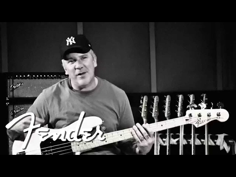 CJ Ramone   Playing Bass in the Ramones   Fender