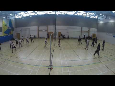Masters Volleyball Tournament 2016: Aces vs Rising Stars Group Game