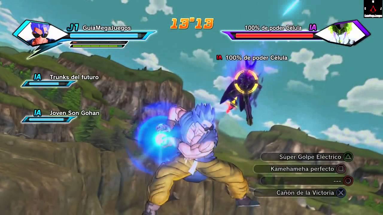 Dragon Ball: Xenoverse - (PQ) - Misión Paralela 54 - Parte