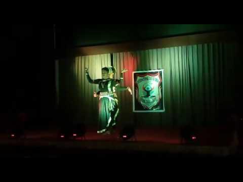 Prativa Cultural Forum Dance Academy.Odissi Dance Performance
