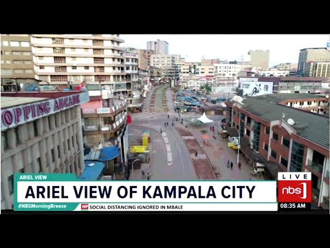 Aerial view of Kampala City| NBS Morning Breeze