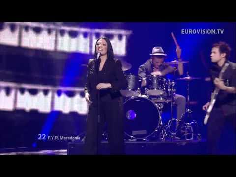 Kaliopi - Crno I Belo - Live - Grand Final - 2012 Eurovision Song Contest