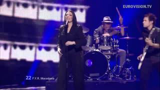 Kaliopi - Crno I Belo - Live - Grand Final - 2012 Eurovision Song Contest