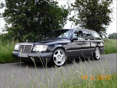 Mercedes-Benz W124 by Lukas 2