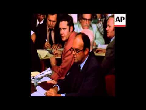 SYND 25-7-73 EHRLICHMAN QUESTIONED ON NIXON