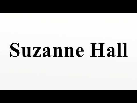 Suzanne Hall