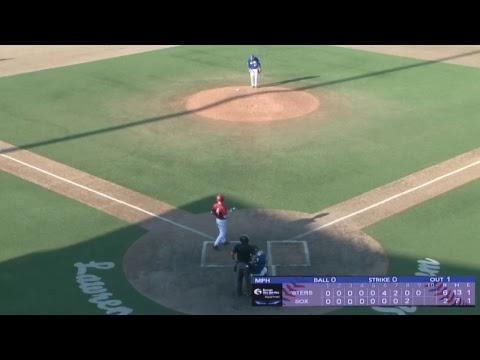 Game #44 Colorado sox and Santa Barbara Foresters