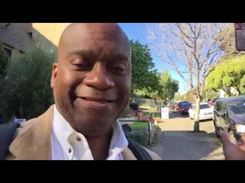 I Voted In Oakland, California On Election Day 2016