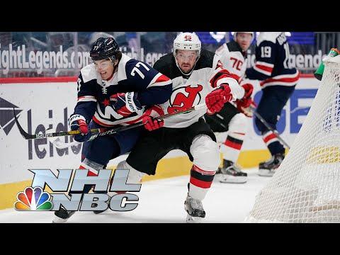 New Jersey Devils vs. Washington Capitals | EXTENDED HIGHLIGHTS | 2/20/21 | NBC Sports