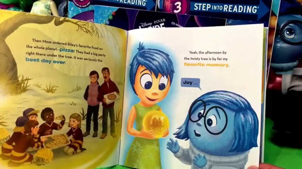 book report on inside out Inside out (2015) on imdb: plot summary, synopsis, and more.