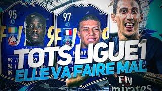 FIFA 19 - LA  TOTS LIGUE 1 VA FAIRE TRÈS TRÈS MAL !