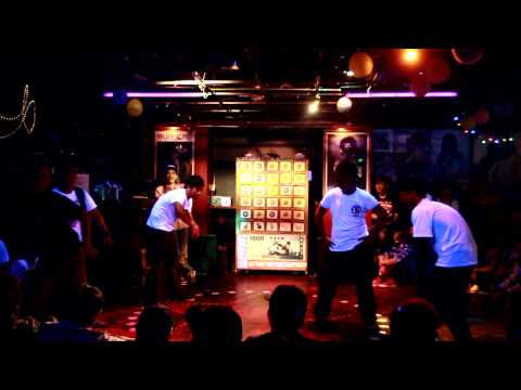 Boogie Night Party Vol.1【Funk Grooving】 | Rtsai FILMS | 台南 City | 20120204