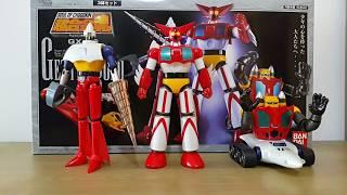 今集介紹: Soul of Chogokin 超合金魂GX-06 Getter Robo。