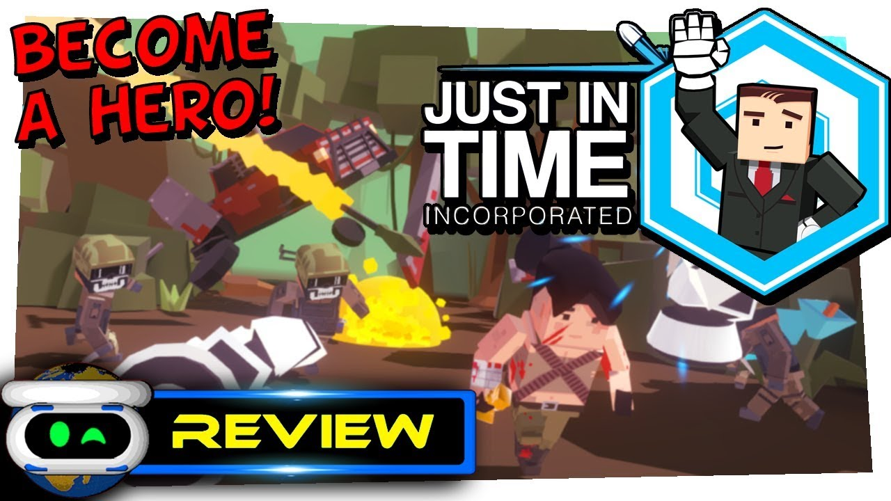 Just In Time Incorporated PSVR Review