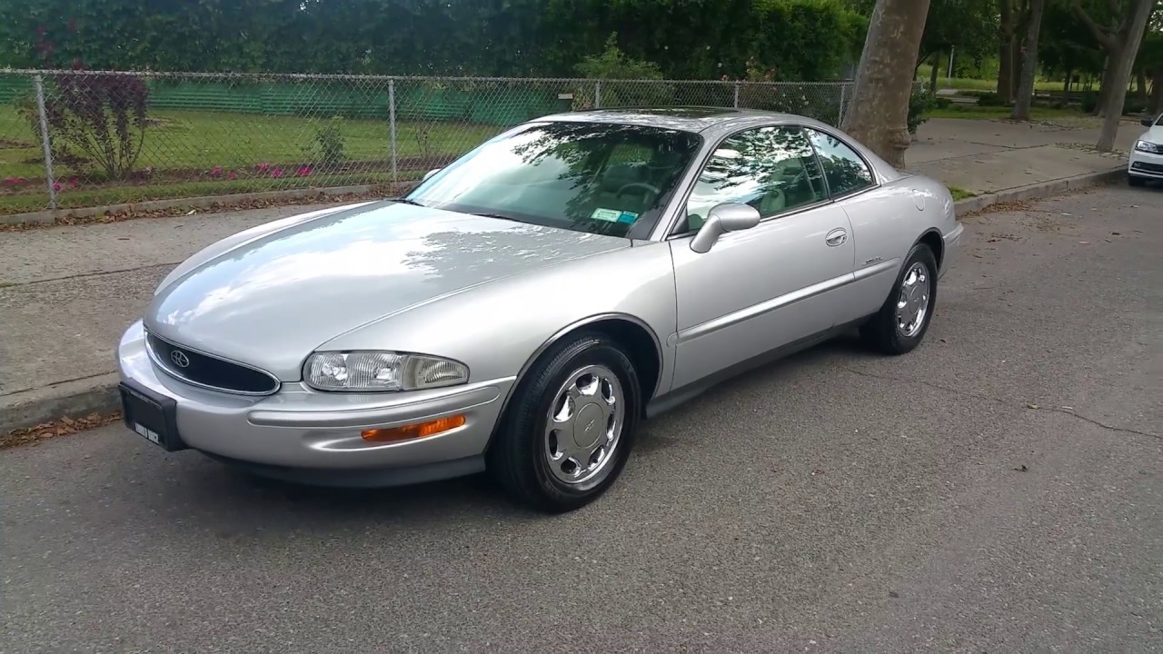 1999 buick riviera silver arrow with 44 000 miles part 1 youtube 1999 buick riviera silver arrow with 44