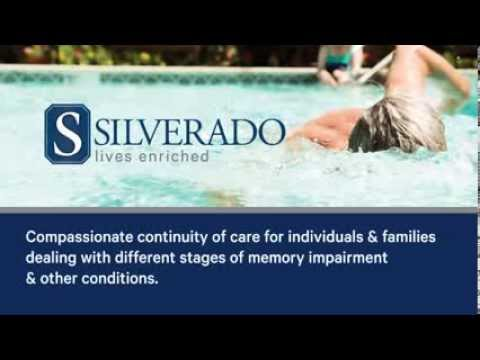 Silverado's Continuum of Care - Hospice, At Home and Memory Care Travel Video