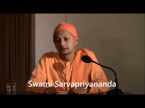 Introduction to Vedanta - Swami Sarvapriyananda - Aparokshanubhuti - Part 13 – November 3, 2016