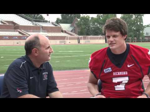 SpiderTV at 2011 Football Media Day: Aaron Corp