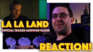 "REACTION! La La Land ""Audition"" Teaser Trailer - Romance Movie 2016"