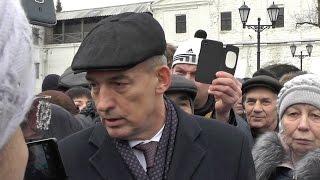Вкладчики ТФБ пошли в Кремль: «У нас доверие Шаймиеву, поэтому мы здесь!»