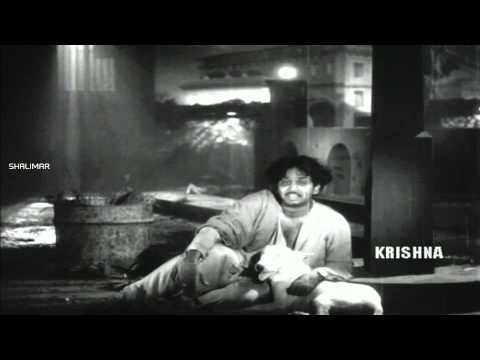 Jagame Maya Video Song || ANR Devadasu Movie ||  Akkineni Nageswara Rao, Savitri