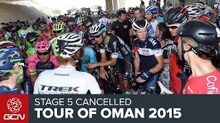 Tour Of Oman 2015 - Stage 5 CANCELLED