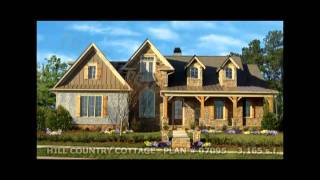 Country - Farmhouse - Southern House Plans By Garrell Associates, Inc. Michael W. Garrell  Ga 20