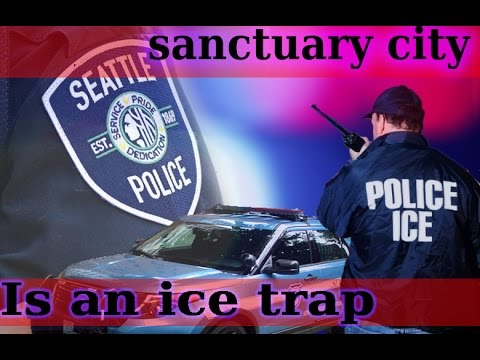 is seattle really a sanctuary city? (Deportations, youth jail, Ice and Seattle police collaborate)