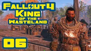 Let's Play Fallout 4: King of the Wasteland Challenge - Part 6 - Do The Radstorm Boogie