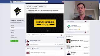 Créer un Funnel avec Facebook Messenger