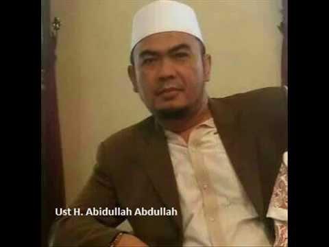amalan yang pahalanya seperti haji. oleh Ustadz H.Abidulloh Abdulloh
