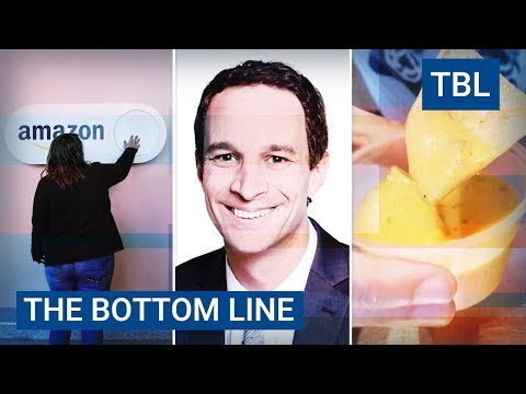 THE BOTTOM LINE: Chipotle's earnings disaster, Amazon's new HQ, and the unstoppable stock market