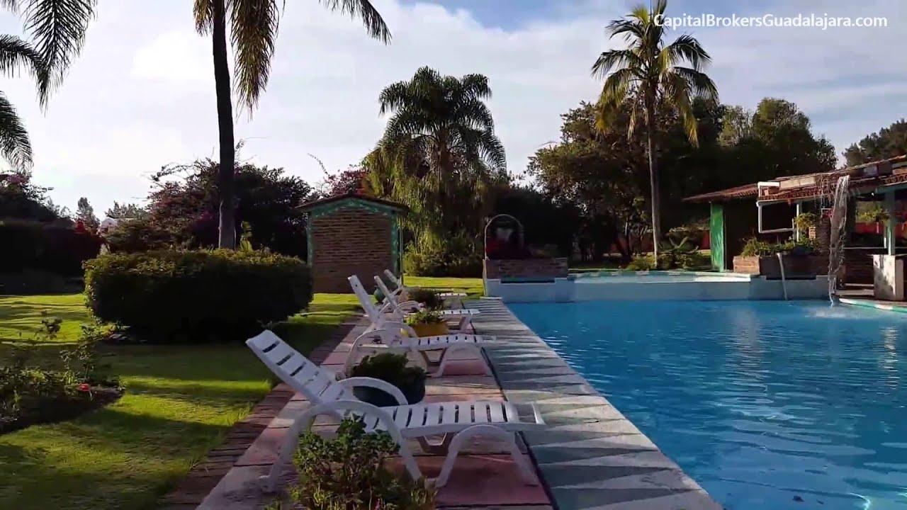 Quinta Rancho Casa de Campo con alberca en jalisco  YouTube