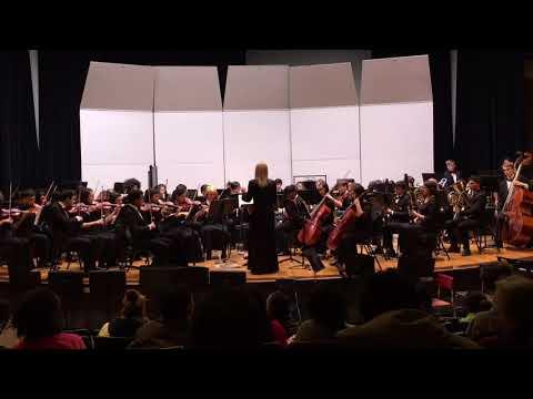 IMSA 2018 Spring Concert Symphony Orchestra