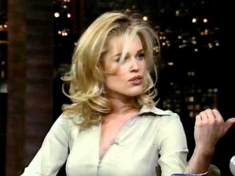 REBECCA ROMAINE INTERVIEW ON DAVID LETTERMAN