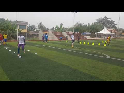 Astros football academy training 30 ghana