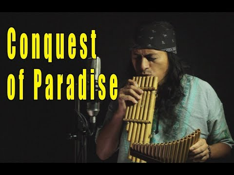 1492: Conquest of Paradise Theme • Vangelis  Pan Flute  Ecuador